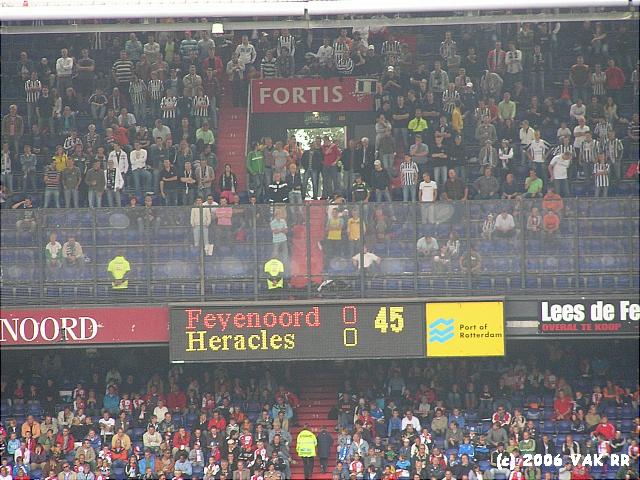 Feyenoord - Heracles 0-0 27-08-2006 (24).JPG