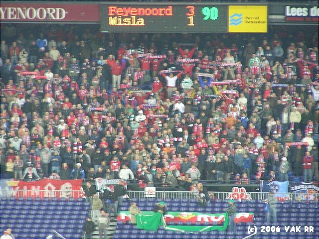 Feyenoord - Wisla Krakou 3-1 13-12-2006 (10).JPG