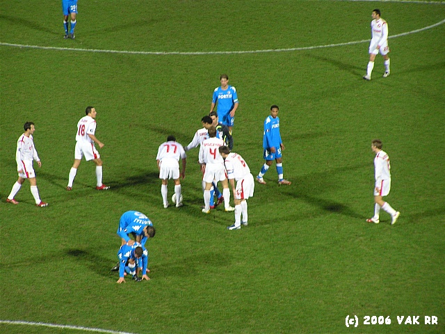 Feyenoord - Wisla Krakou 3-1 13-12-2006 (15).JPG