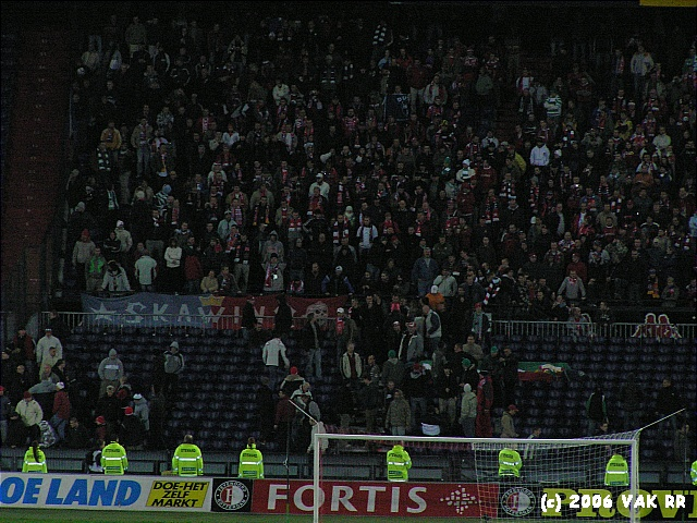 Feyenoord - Wisla Krakou 3-1 13-12-2006 (2).JPG