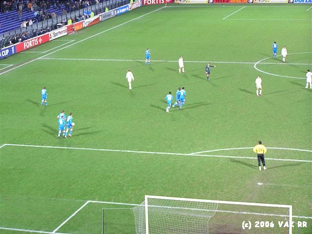 Feyenoord - Wisla Krakou 3-1 13-12-2006 (20).JPG