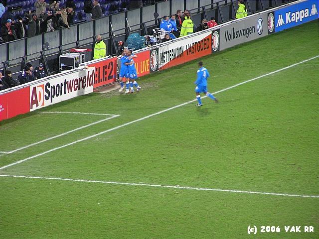 Feyenoord - Wisla Krakou 3-1 13-12-2006 (30).JPG
