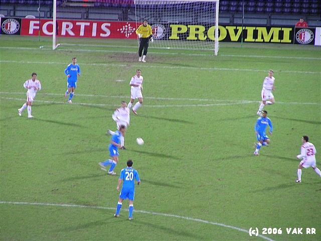 Feyenoord - Wisla Krakou 3-1 13-12-2006 (33).JPG