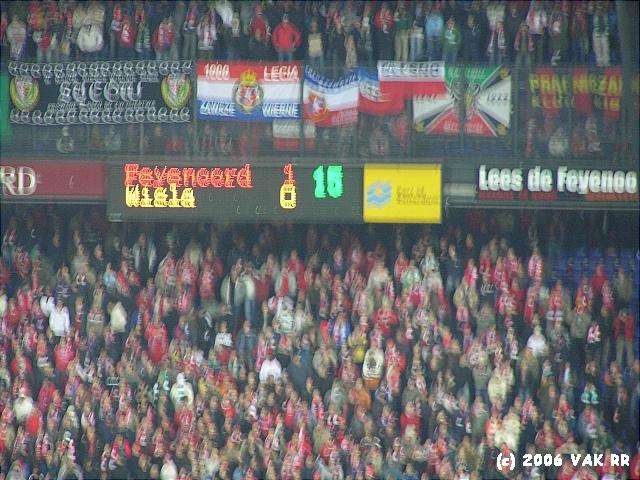 Feyenoord - Wisla Krakou 3-1 13-12-2006 (40).JPG