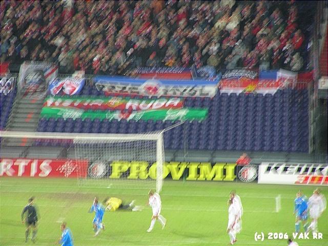 Feyenoord - Wisla Krakou 3-1 13-12-2006 (43).JPG