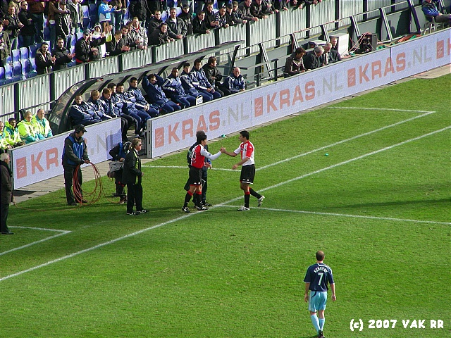Feyenoord - 020 2-2 11-11-2007 (56).JPG