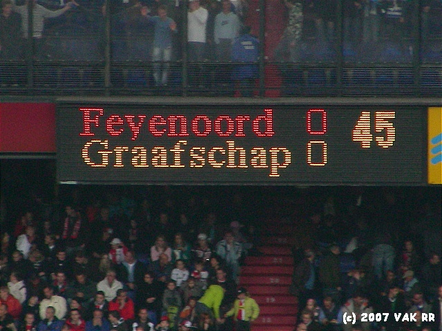 Feyenoord - Graafschap 2-0 04-11-2007 (30).JPG
