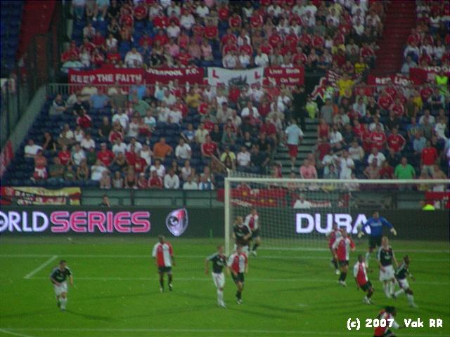 Feyenoord - Liverpool 1-1 05-08-2007 (16).JPG