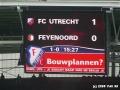 FC Utrecht - Feyenoord 2-2 03-05-2009 (29).JPG