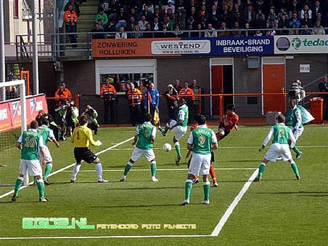 Volendam - Feyenoord 2-1 05-04-2009 (10).jpg